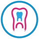 dental crowns, bridges and implants
